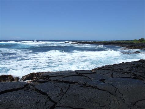 punalu u beach hawaii punalu u black sand beach park hawaii august 30 2006