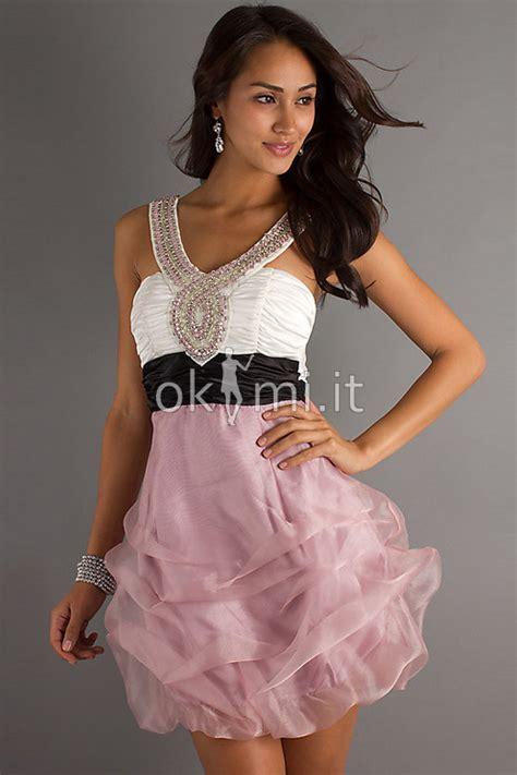 Dress Miulan Rosane abito homecoming abito da ballo corto favola moda senza