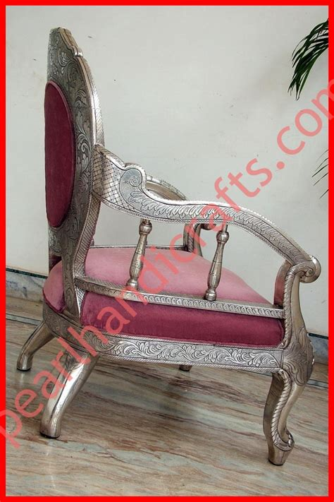 metal sofa set online silver sofa set carved wooden for home pearl handicrafts