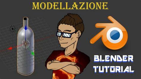 tutorial blender ita tutorial blender ita tecniche di modellazione di base