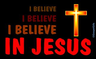 I Believe In Jesus hd new year 2018 bible verse