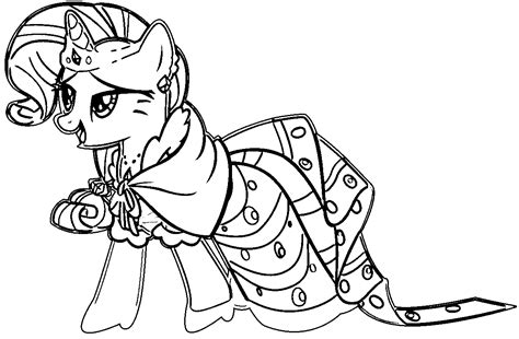 rainbow dash dress coloring page beautiful my little pony coloring pages rainbow dash at