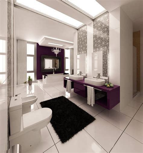 Luxurious Room Designs - 16 refreshing bathroom designs home design lover