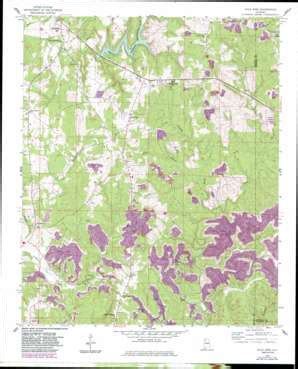 gold  topographic map al usgs topo quad