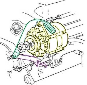 pics of alternator brkts chevytalk free restoration and repair help for your chevrolet