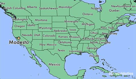 california map modesto where is modesto ca modesto california map