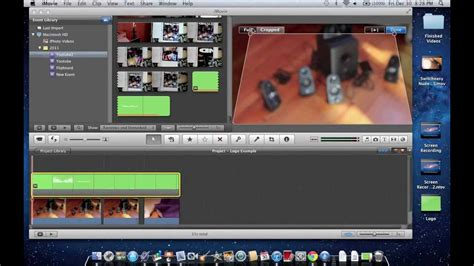 imovie animation tutorial how to make an animated intro in imovie 11 youtube