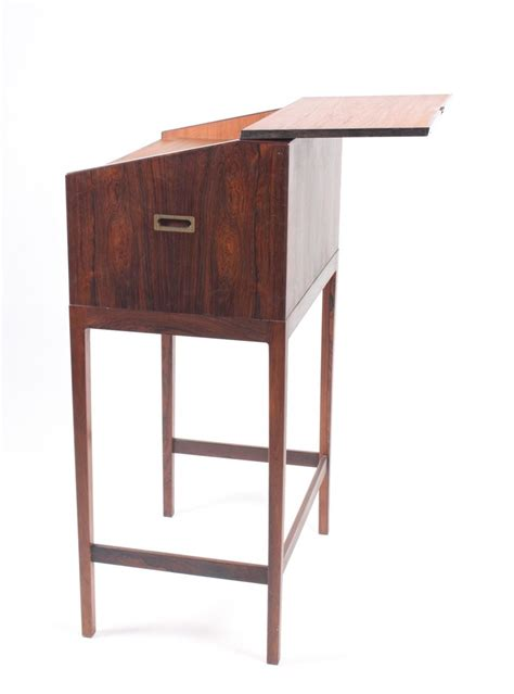 rosewood desk by langkilde 1950s for sale at pamono