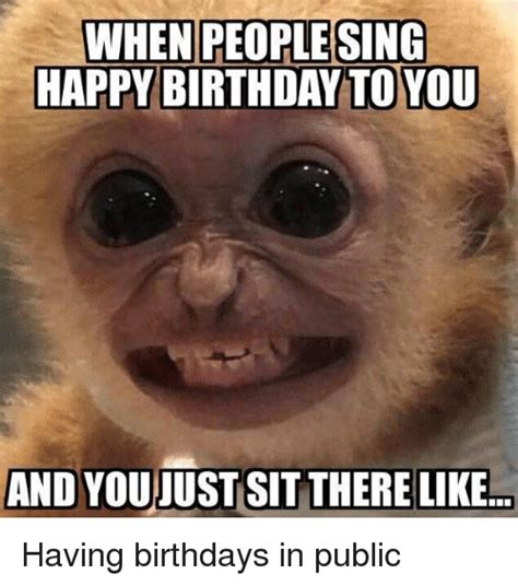 Happy Birthday To Me Meme - 20 incredibly funny birthday memes sayingimages com