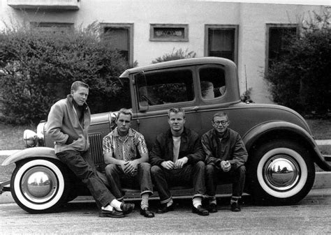 Fashion Boy Cars 47 photos that prove the past is classier than today