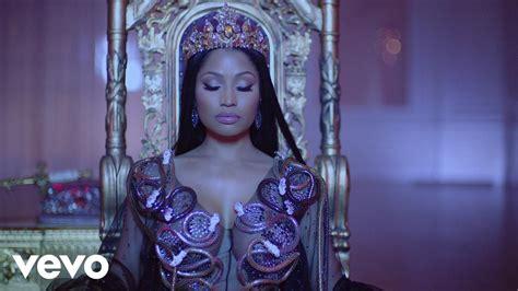 Nicki Minaj Chair by Nicki Minaj Takes To Throne Along Side Lil Wayne
