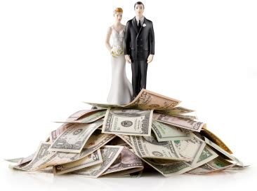 I No Money For Gifts - gift etiquette for weddings