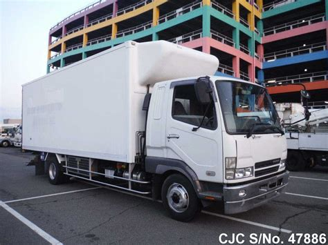 used mitsubishi truck 2003 mitsubishi fuso fighter truck for sale stock no