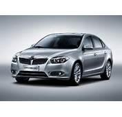 Brilliance Auto Releases All New Midsize Sedan Zhonghua H530