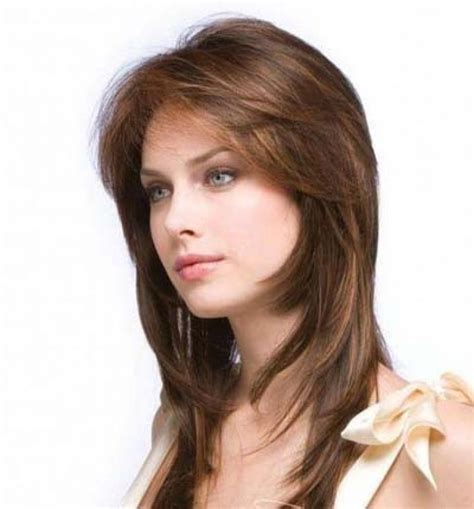 Layered Hairstyles For Long Face Shapes
