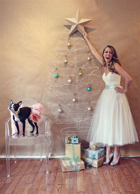 gos christmas tree inspiration no fuss diy ideas for