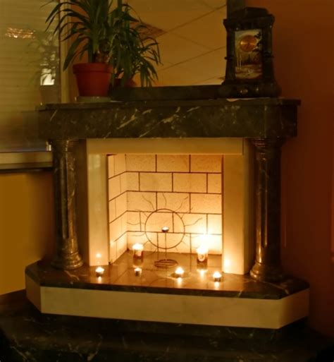 fireplace candles fireplace envy point to points