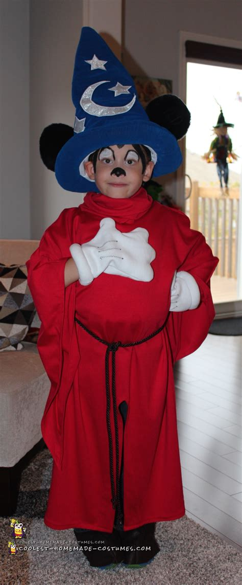 mickey mouse costume sorcerer mickey mouse costume for a boy