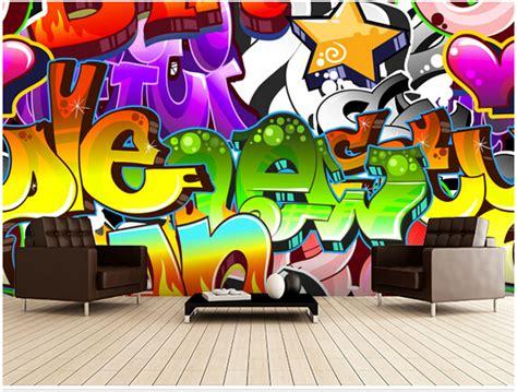 wallpaper anak grafiti online buy grosir graffiti dinding from china graffiti
