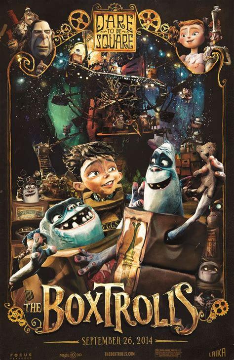 animated film vs cartoon 17 best images about box trolls love em on