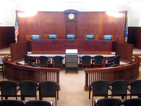court room appellate 4th