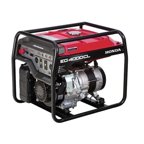 honda portable diesel generator sportsman 7 000 watt clean burning lpg propane gas powered