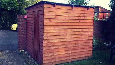 Shed Repair Service by Hshire Handyman Services The Collins Handyman