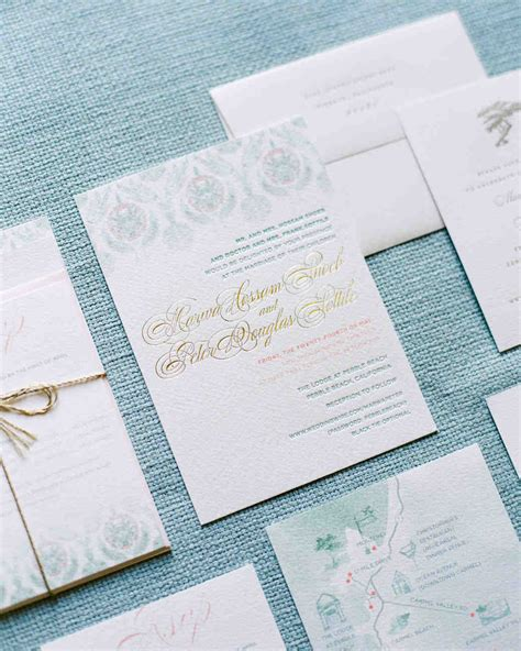 seafoam green and gold wedding invitations a seafoam and ivory wedding with gold touches in pebble