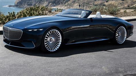 Das Sch Nste Auto Der Welt by Mercedes Maybach 6 Das Sch 246 Nste Cabrio Der Welt Jacht