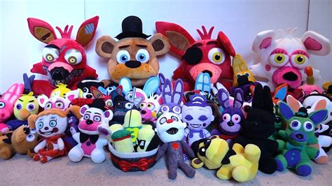 B Sg All Rounder 123 Soft Isi 1 fnaf funko plush collection