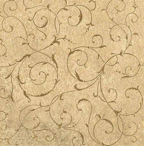 pattern for wall stencil allover wall stencil scroll beautiful wall stencils by
