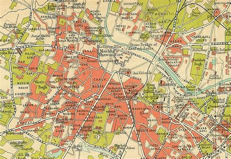map of lucknow city maps