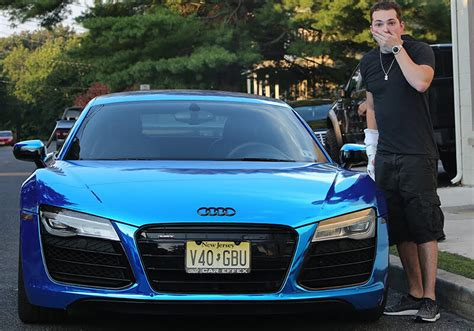 audi r8 lance stewart lance stewart net worth car height gorichest