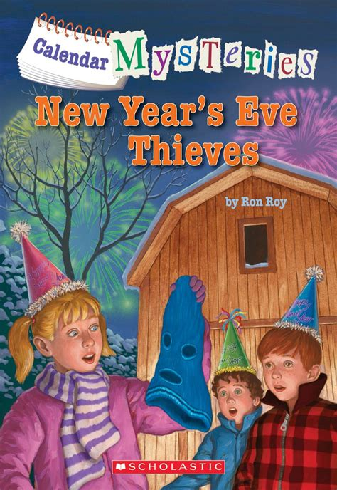 new year scholastic new year s thieves by roy scholastic