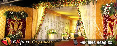 flower decoration images expert organisers wedding planners in chandigarh best