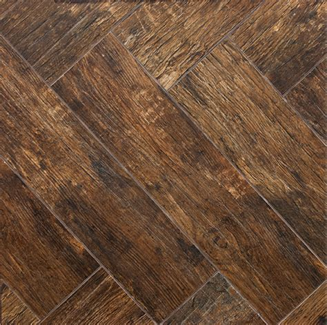 Porcelain Wood Tile Flooring Redwood Mahogany 6x24 Wood Plank Porcelain Tile