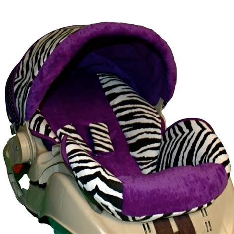 zebra print baby car seat covers custom replacement baby car seat cover graco snugride 22