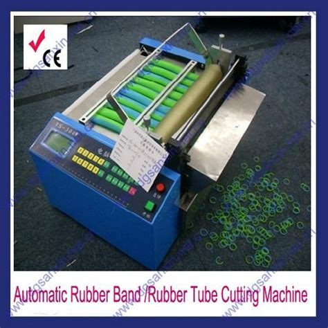 automatic rubber st machine automatic rubber band cutting machine ys 100 sxe
