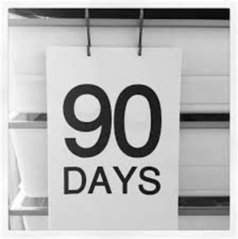 3 ways to stay committed to your 90 day action plan