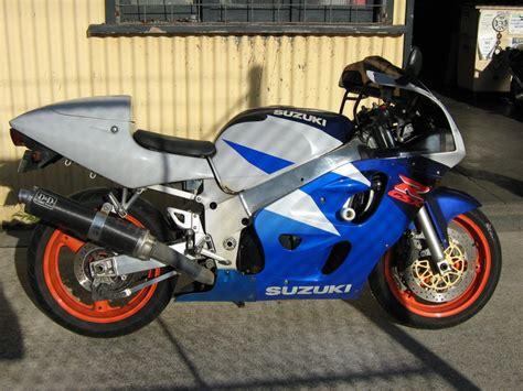 Suzuki Motorcycle Wreckers Melbourne Suzuki 1997 Gsxr600