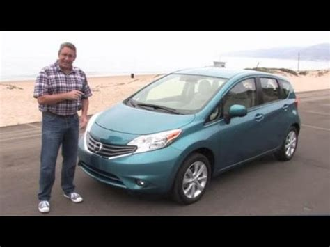 compact nissan versa 2014 nissan versa note test drive compact car video