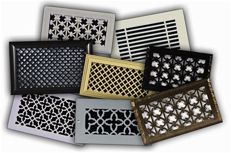 decorative ceiling vents resin vent covers ventandcover