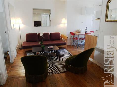 bedroom apartment  rent vacation  eiffel  paris