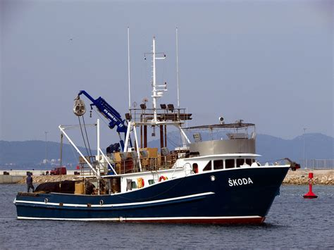 SKODA - 8983741 - FISHING VESSEL | Maritime-Connector.com