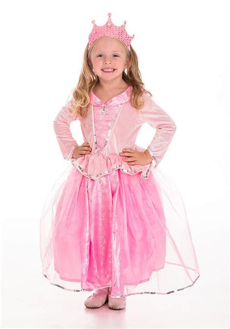 Tiera Pink Soft child soft pink princess crown