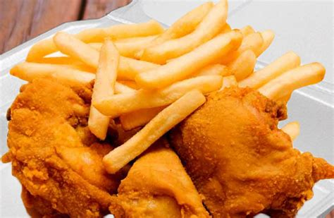 Fried Fries fried chicken and fries www pixshark images