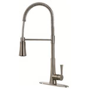 Industrial Kitchen Faucet X
