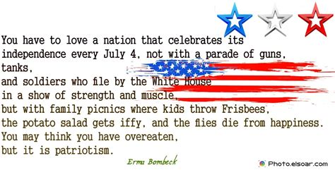 Erma Bombeck 4th Of July Quotes fourth of july quotes for independence day as greeting
