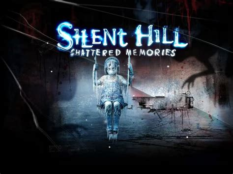 shattered memories the mirror series silent hill shattered memories