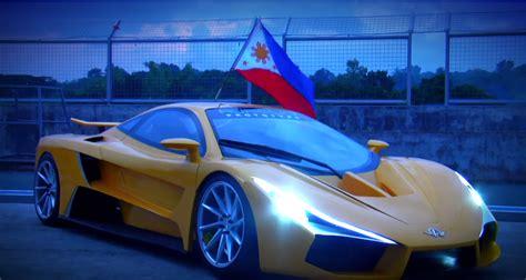 koenigsegg philippines aurelio made supercar